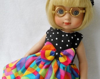 "CHOICE Dress For AG American Girl 14"" Doll Wellie Wishers YOSD Barbie Lalaloopsy  Bitty Bethany  Betsy McCall Ann Estelle Ginny Doll Clothes"