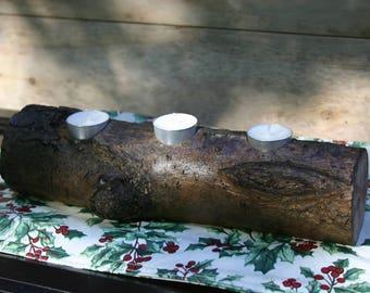 Yule Log, Christmas,