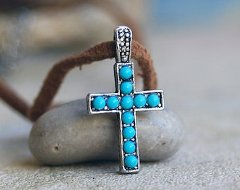 little vintage cross... JEWELRY... X 710