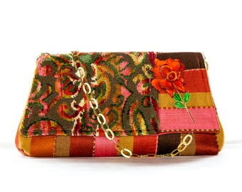 Prints Charming - Hand Made Purse from Purses By Pochette