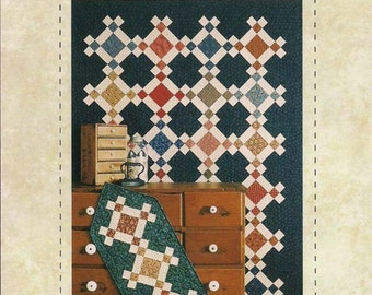 Tic Tac Mo pattern by Atkinson Designs