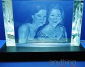 3D Crystal Prism Light Ba...