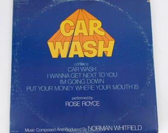 Car Wash Original Motion Picture Soundtrack Vinyl 2 LP Record MCA2-6000