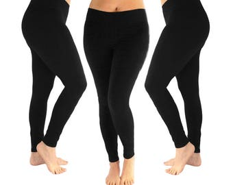 Womens Legging Coco Negro Trouser Cuplé EeSCn55WF