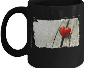 Kiss and Love Coffee Mug