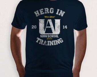 UA - Hero in Training (My Hero Academia t-shirt)