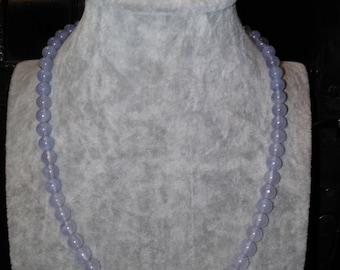 necklace Chalcedony