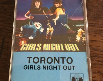 Toronto Girls Night Out Cassette