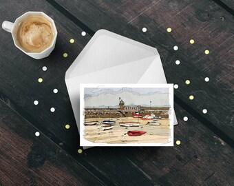 St Ives, Cornwall Card