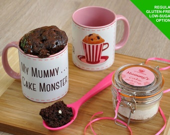 mummy mug, yummy mummy, mug for mummy, mummy birthday, mothers day, mummys baking kit, baking mummy,  mummy gift, mummy present treat