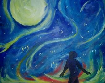 Firefly Night (Original)