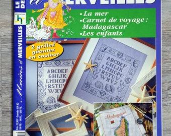 Hands and wonders 25 (cross stitch) magazine