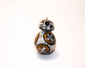 BB-8 Droid Charm