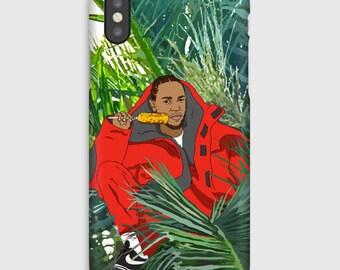 Kendrick Lamar iPhone Case X 8 7 6 6s Plus King's Dead Phone Cases Hip Hop Art Hypebeast Gucci Louis Vuitton Bape Supreme Migos Drake Nike
