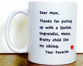 world s best mom coffee mug personalized gift for mom