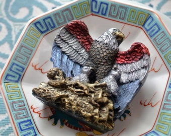 Bald Eagle Soap - Highly Detailed