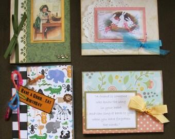 February 2013 Handmade Card Kit