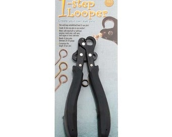 1 Step Looper . 1.5mm . Beadmith . Loop and Cut Tool to Create Eye pins . Essential Jewelry Tool