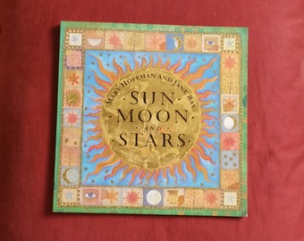 Mary Hoffman & Jane Ray - Sun, Moon and Stars (Orion Children's Books 1998)