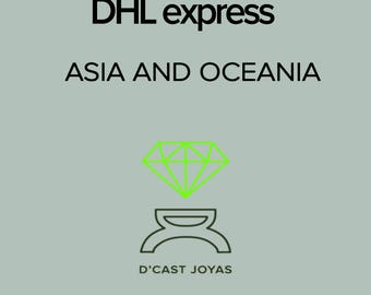 Express shipping upgrade for Asia and Oceania