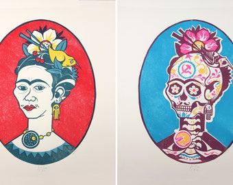 Frida #1 & #2