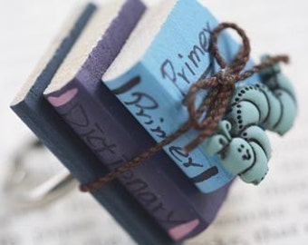 Bookworm Ring ONE OF A KIND