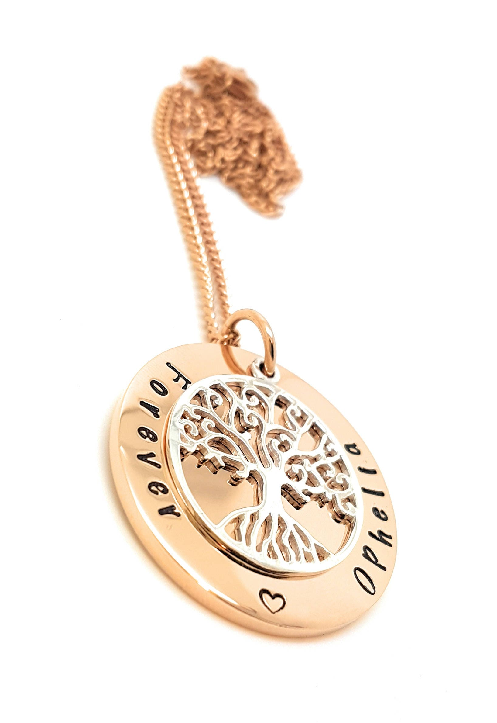 Family names tree of life pendant personalised jewellery hand name pendants tree of life australia gallery photo gallery photo gallery photo aloadofball Gallery