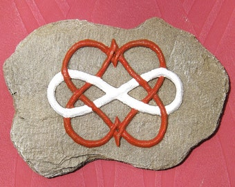 Celtic Infinity Heart