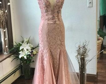 Prom Dress Blush