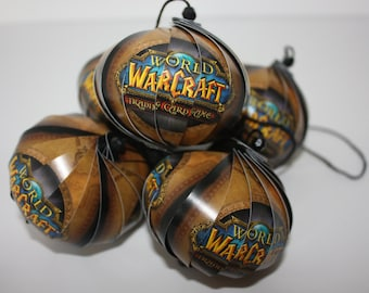World of Warcraft Ornaments