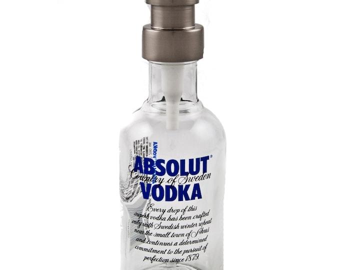 Absolut Vodka Soap, Sanitizer or Lotion Dispenser