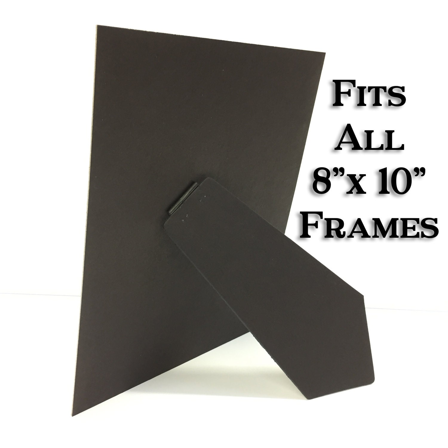 Picture Frame Easel, 8x10 Picture Frame Easel Backing, Picture Frame ...