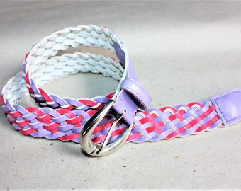 Woven Vintage Belt ... a Fashionista Statement Piece can fit for Size XS and S