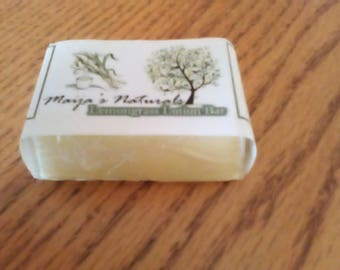 Lemongrass Lotion Bar with Mango Butter