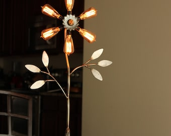 Flower Lamp No. 1