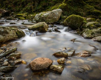 River and Rocks
