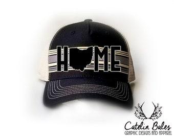 Home Ohio Stripe Hat