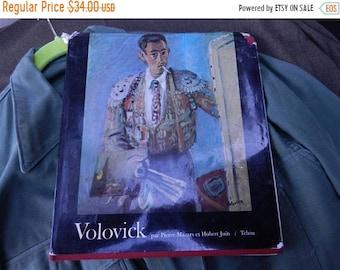 Spring Sale Rare Volovick by Pierre Mazares Hubert Juin 1979 book