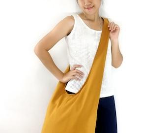 Handbags Canvas Bag Cotton bag Shoulder bag Sling bag Hobo bag Boho bag Messenger bag Tote bag Crossbody bag Purse Mustard