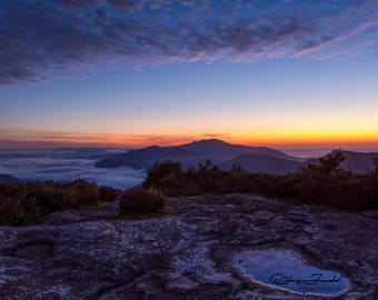 Kanangra Boyd Sunrise, NSW