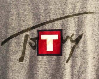 Vintage Tommy Hilfiger T Shirt