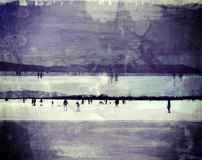 FROST IV by Sven Pfrommer - Artwork is ready to hang
