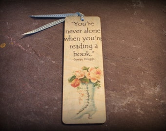 Wooden bookmarks,Quote Bookmark , Bookmarks, Wood Bookmark, Wooden Bookmark, Unique Bookmarks