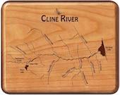 CLINE RIVER CANADA River ...