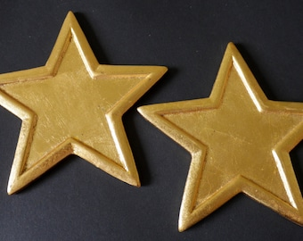 Pair of Star | Pentagram Candle Holders