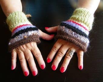 FINGERLESS gloves gift Balzac