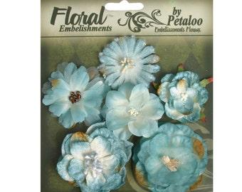 Petaloo Floral Embellishments FloraDoodles