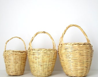 Jane Birkin Basket bag : small, medium, large