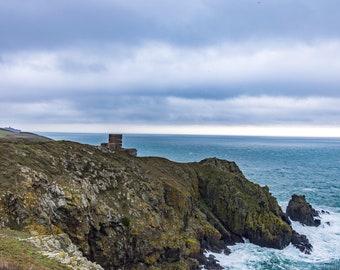 Landscape Photography Print - The Guernsey Coast