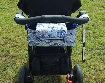 Pram Caddy/ Pram Bag/ Pram Organiser/ Stroller Bag